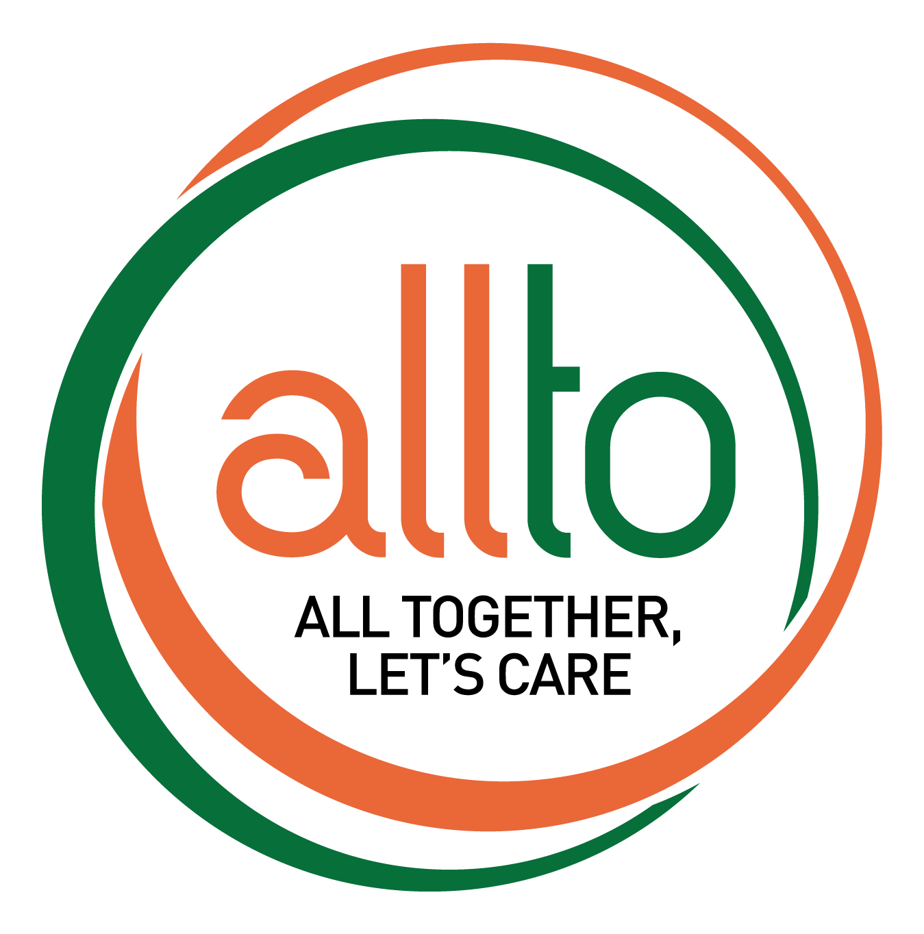 Allto! All together let's share